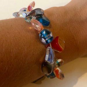 Jewelry - Glass Bead Bracelet Set